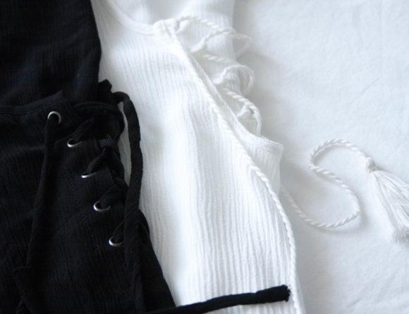 lace up shirt fashion details rgdaily blog