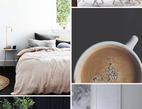 relaxing weekend interior inspiration mood board dreaming about rgdaily blog