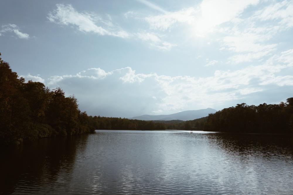 julian price lake blue ridge mountains adventures travel rgdaily blog