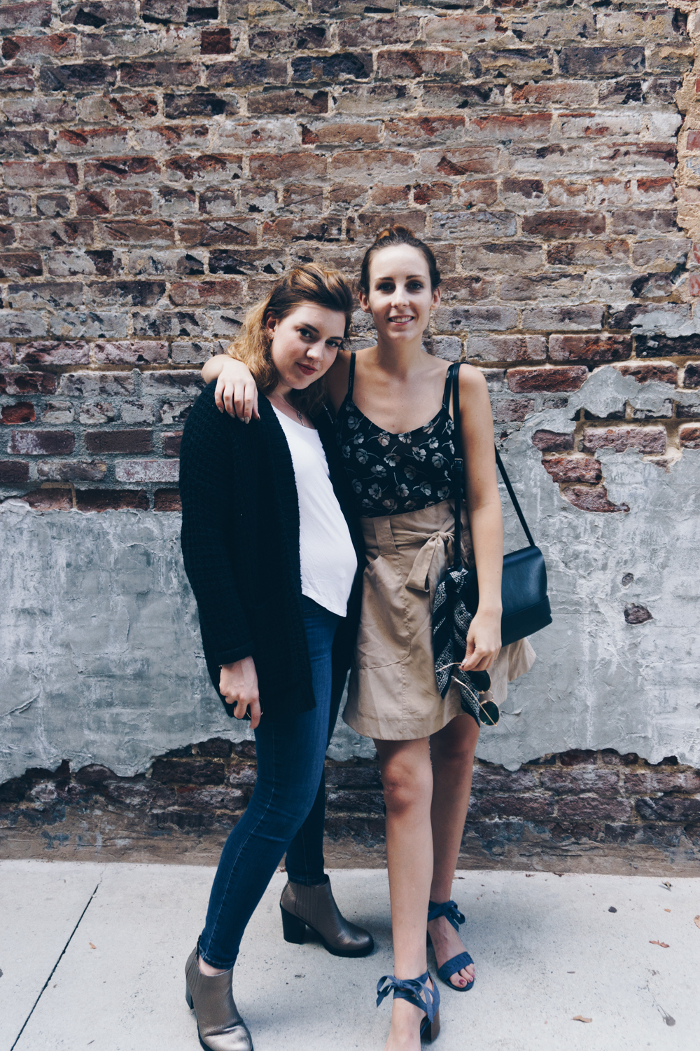 fall fashion outfit girls weekend rgdaily blog