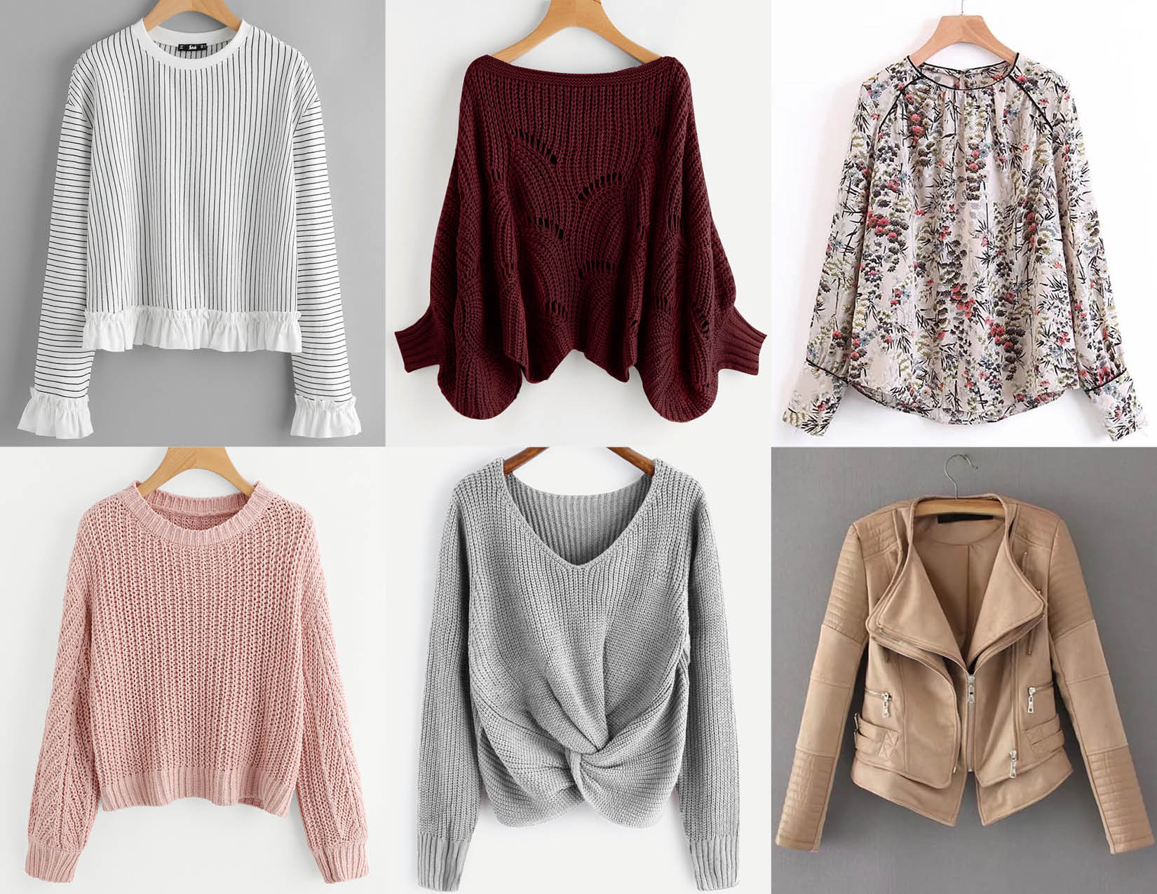 c47333bc1fdf Layered Up - Fall SheIn Favorites – RG Daily