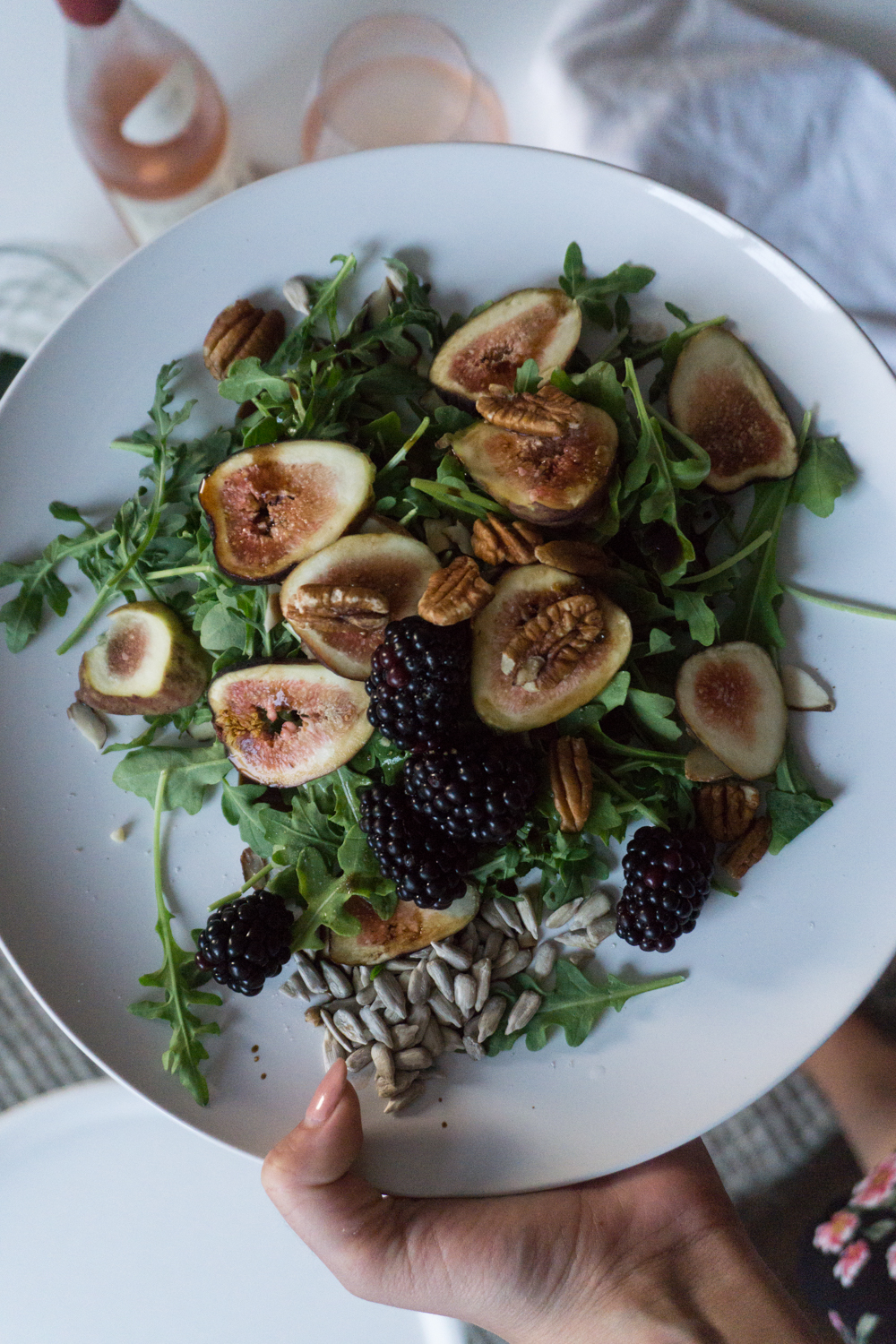 healthy salad recipies arugula fruit diet weight loss tips rgdaily blog