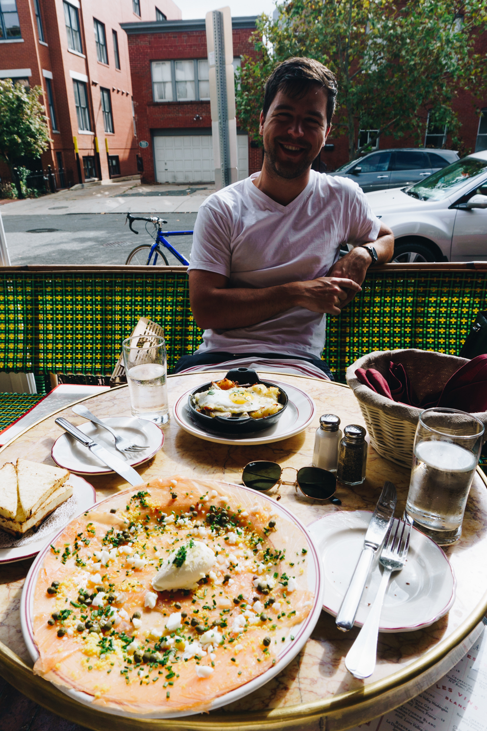 weekend in washington dc brunch french
