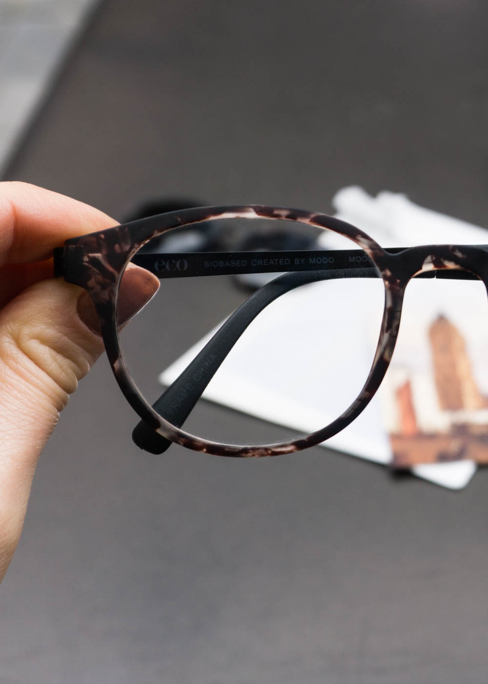 eco eyewear modo glasses frames fashion style rgdaily blog