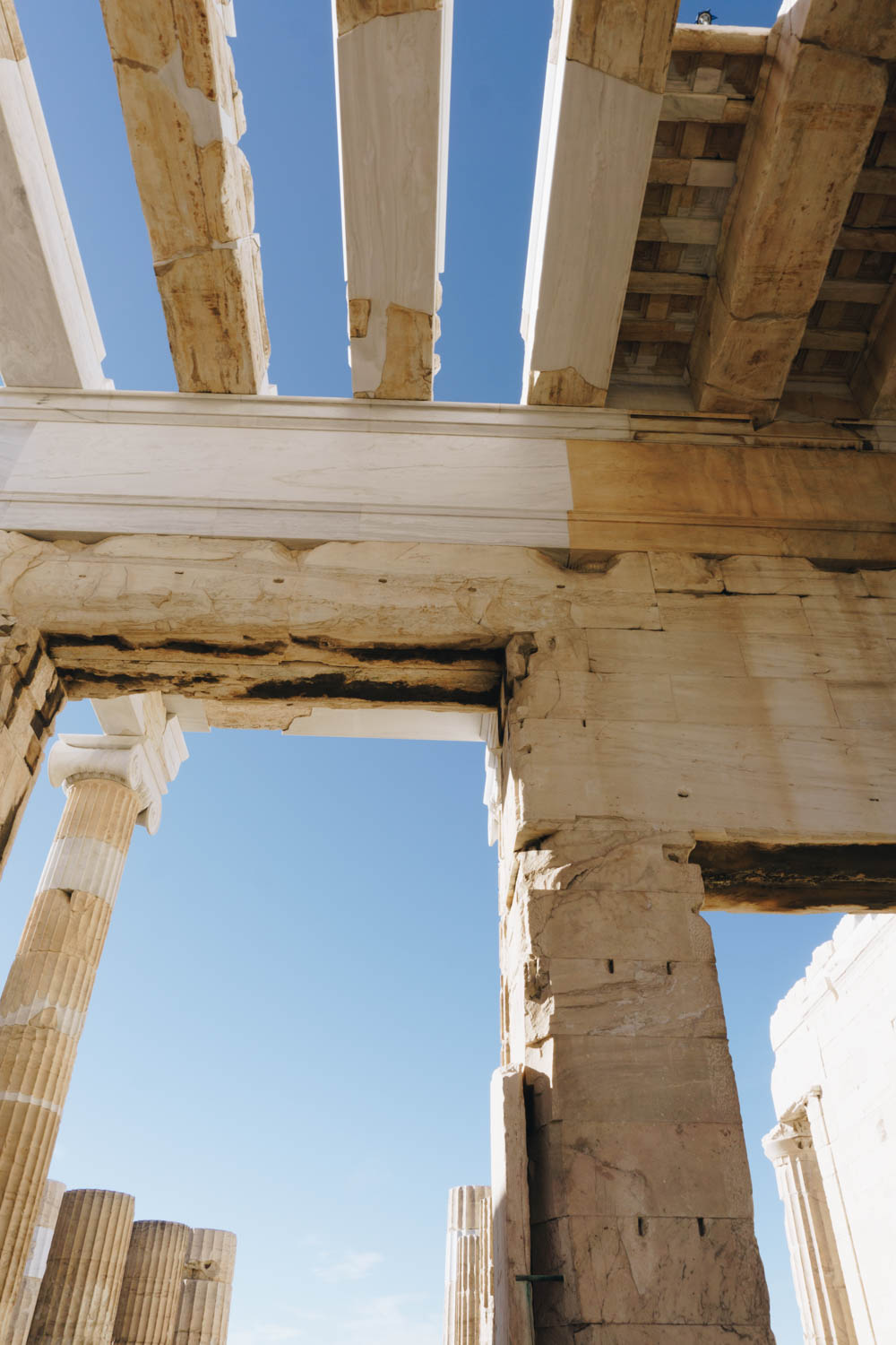 athens greece travel guide acropolis rgdaily blog rebecca goddard