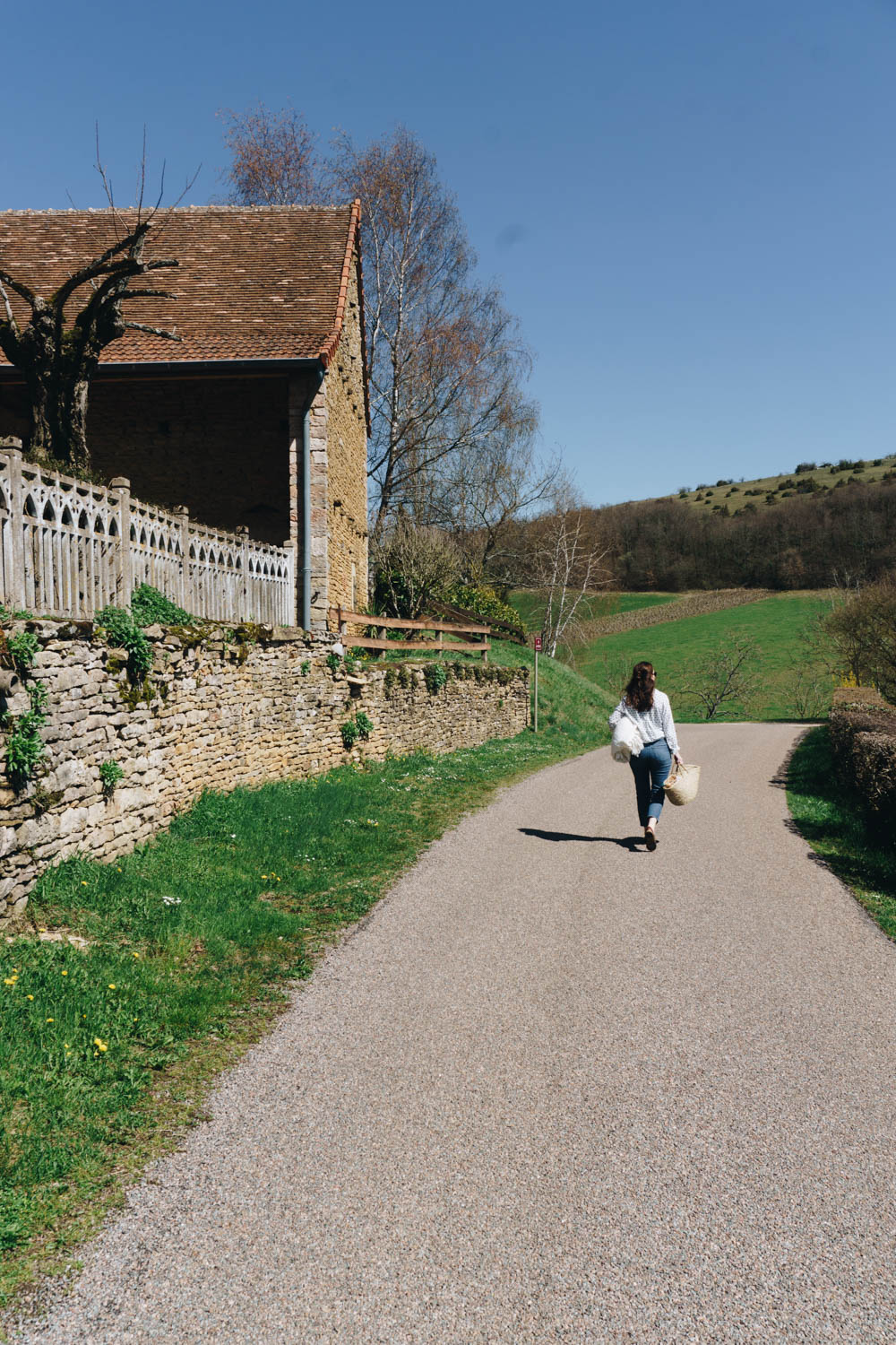 French Countryside Picnic, Burgundy France - RG Daily Blog