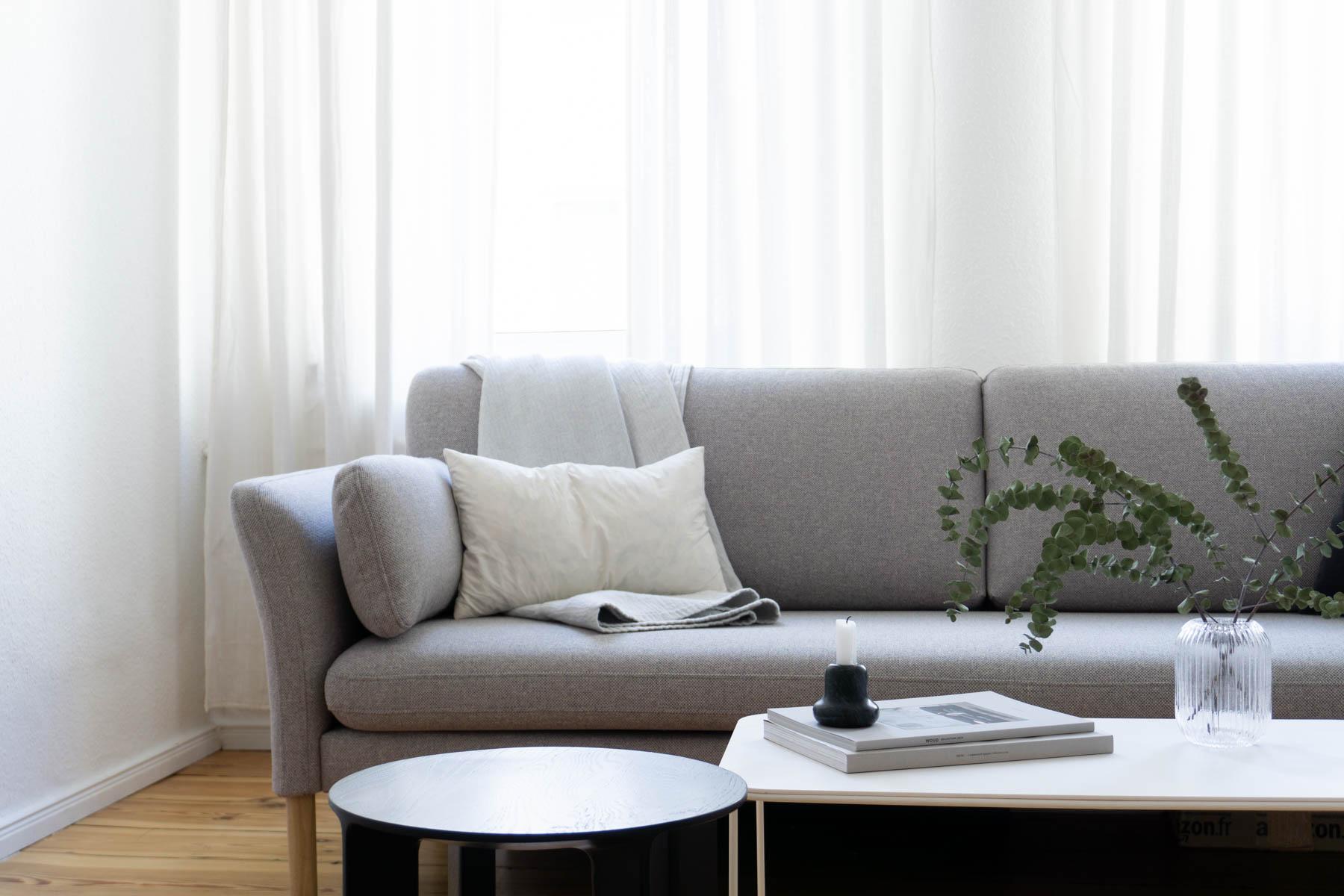 Rebecca Goddard Berlin Flat Interior Design Minimal