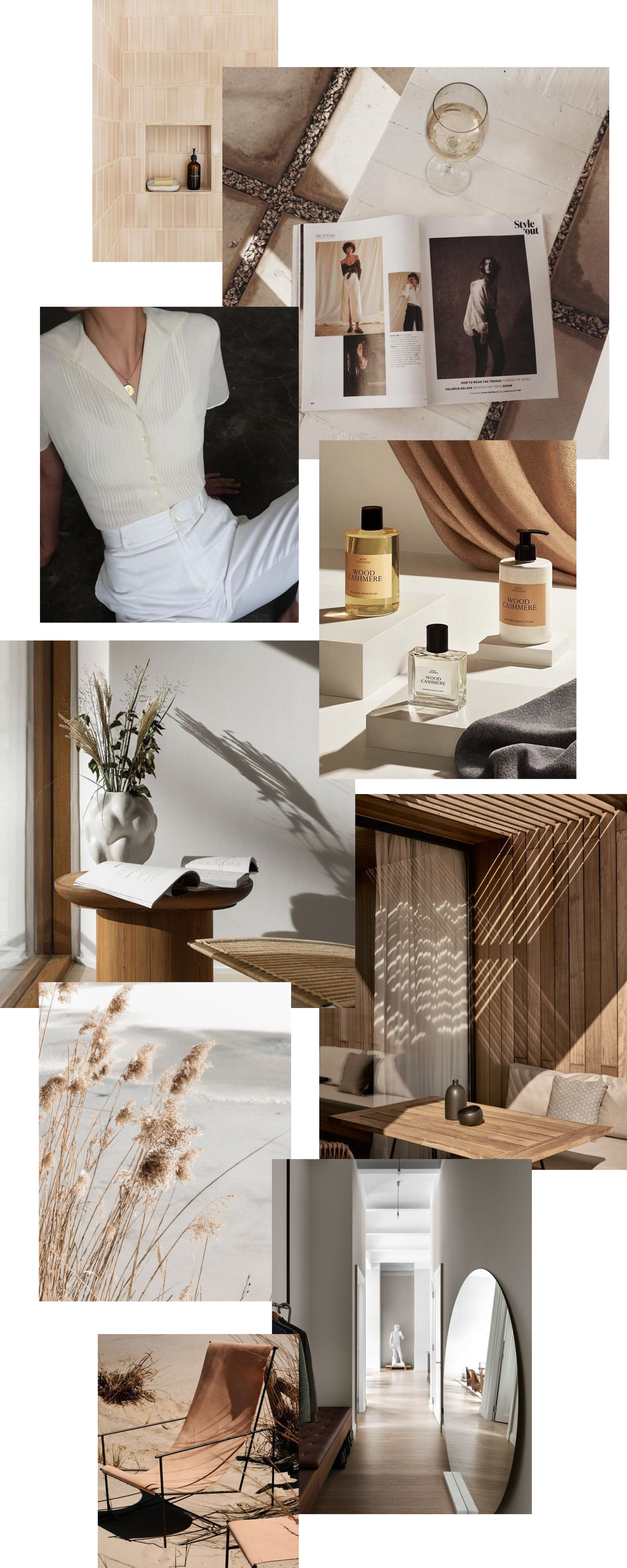 Dreamy Beige Aesthetic Pinterest Inspiration Rg Daily