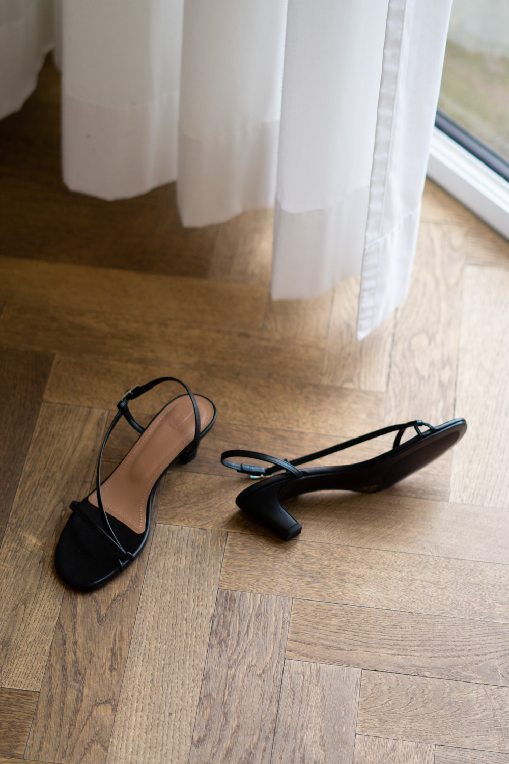 Flattered Footwear For The