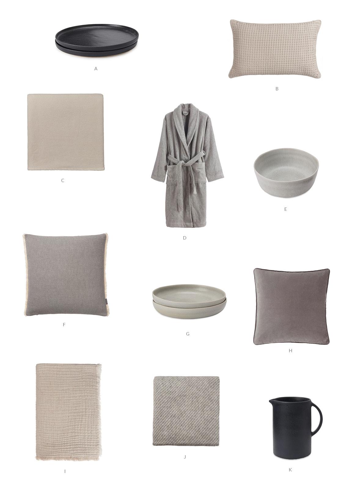 URBANARA Cozy Gift Guide