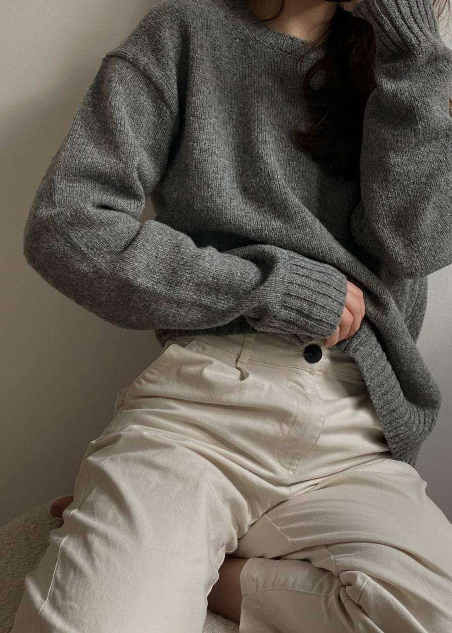 Filippa K, Swedish Wool, Max Sweater